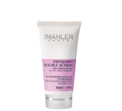 Exfoliant double action